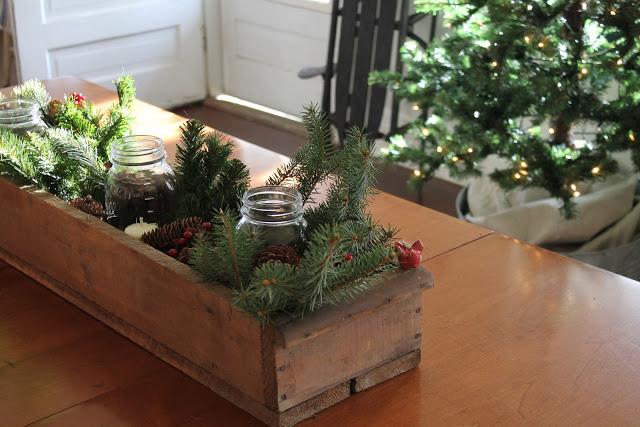 canning jar candle holder