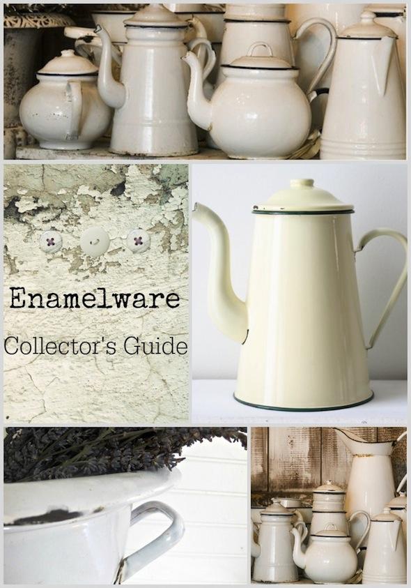 enamelware collectors guide