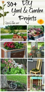 Farmhouse Friday #8 – Garden Projects