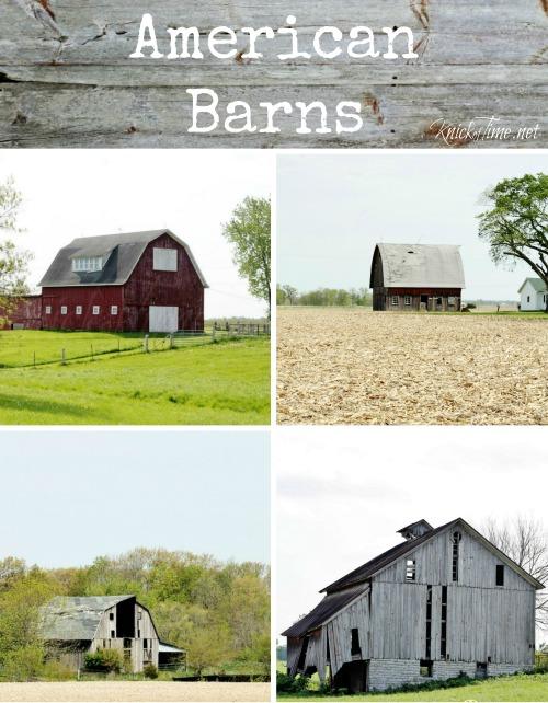 American Old Barns