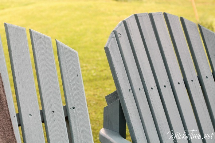 adirondack chairs makeover fusion mineral paint