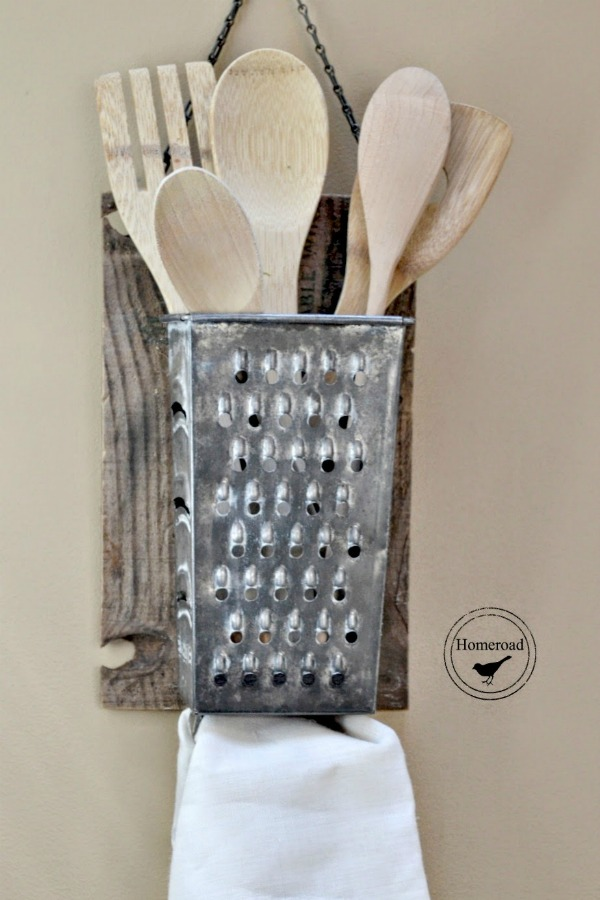 repurposed grater kitchen tools