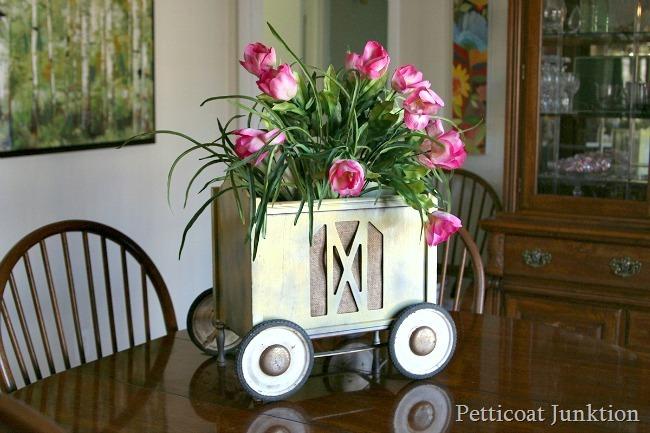 garden planter cart