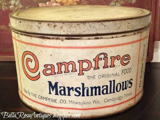 antique kitchen tin