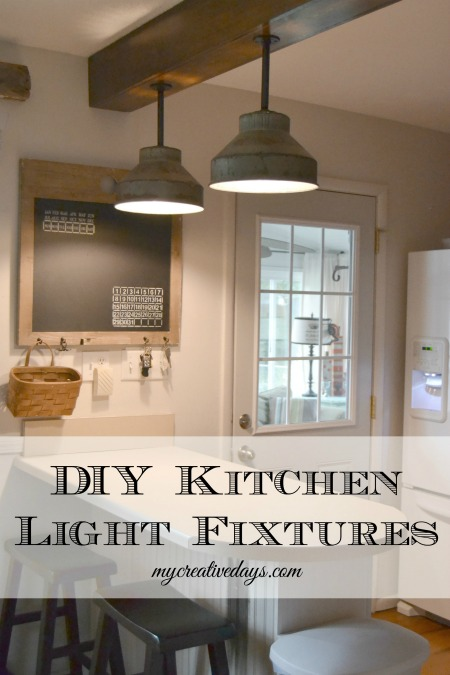 farmhouse lighting via KnickofTime.net