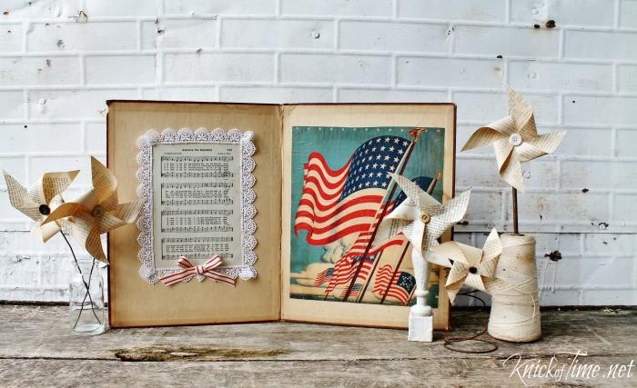 printable US flag image