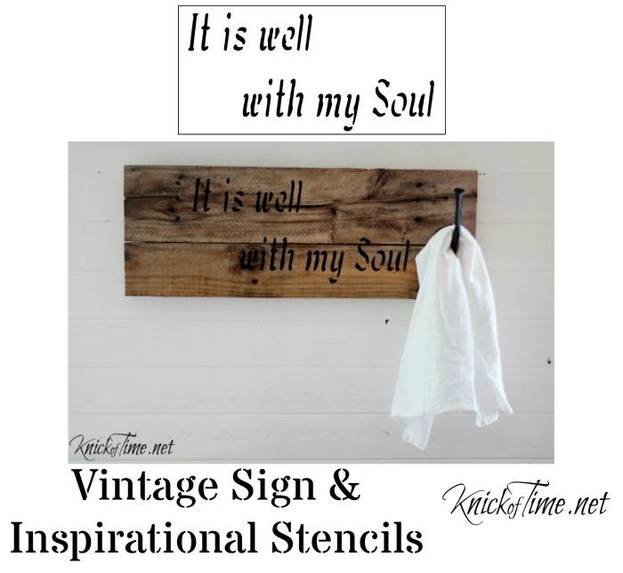 stencil it