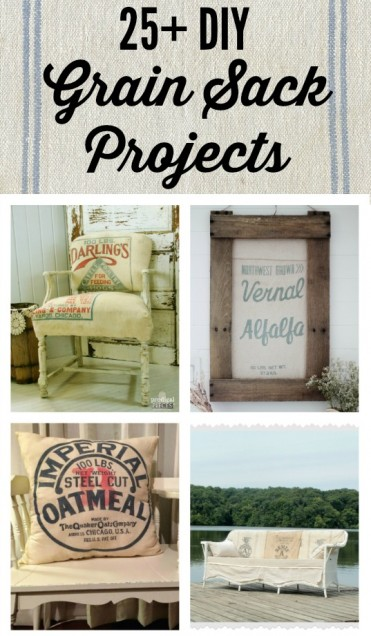 Grain Sack Projects