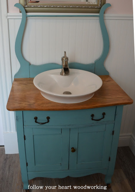 antique wash stand bathroom vanity