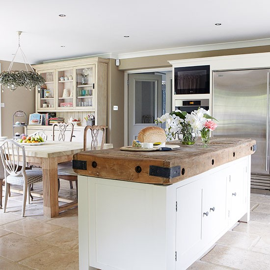 Farmhouse Kitchens With Charm Amp Function Knick Of Time