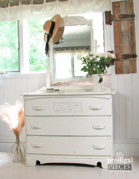 farmhouse prairie dresser