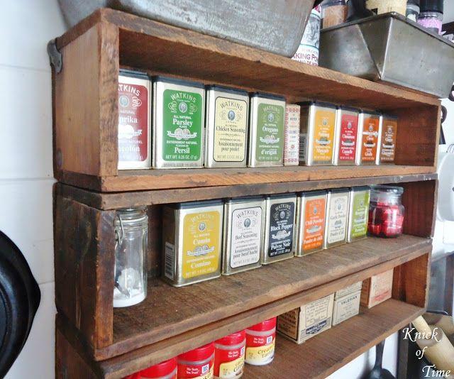 Watkins spices