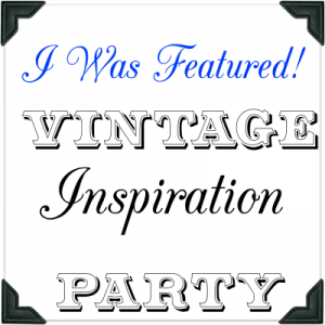 Vintage Inspiration Party featured button