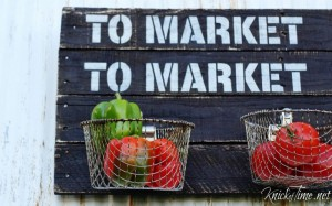 Weekending – To Market, To Market