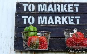 Weekending – To Market, To Market