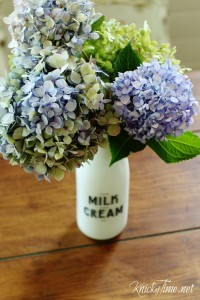 Hydrangeas, Lavender and Friends