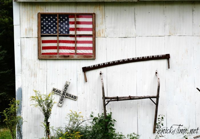 old barn decor