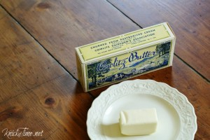 Vintage Butter Box Printable