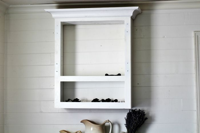 painted cabinet - KnickofTime.net