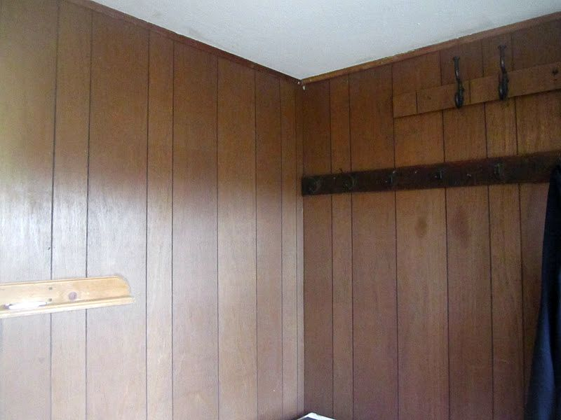 entryway paneling