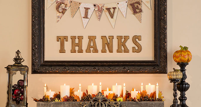 give thanks sign banner project feature - KnickofTime.net