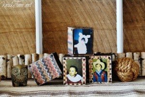 Worst Mom in the World Award (DIY Photo Blocks)