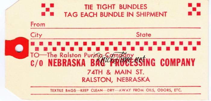 Printable Vintage Shipping Tag A Freebie For You