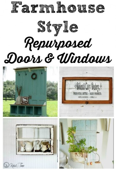 Farmhouse Doors Windows