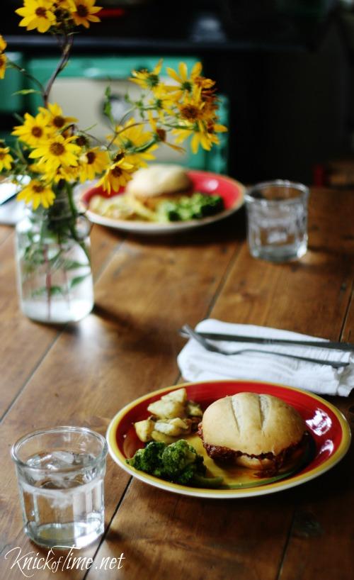 Autumn Meal Ideas - KnickofTime.net
