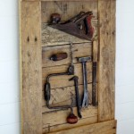 Old Tools Keepsake Display