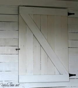 barn door cabinet - KnickofTime.net