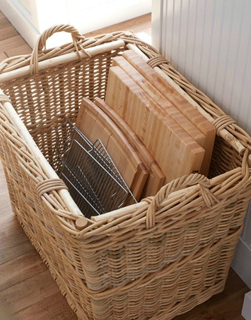 Floor Storage Basket
