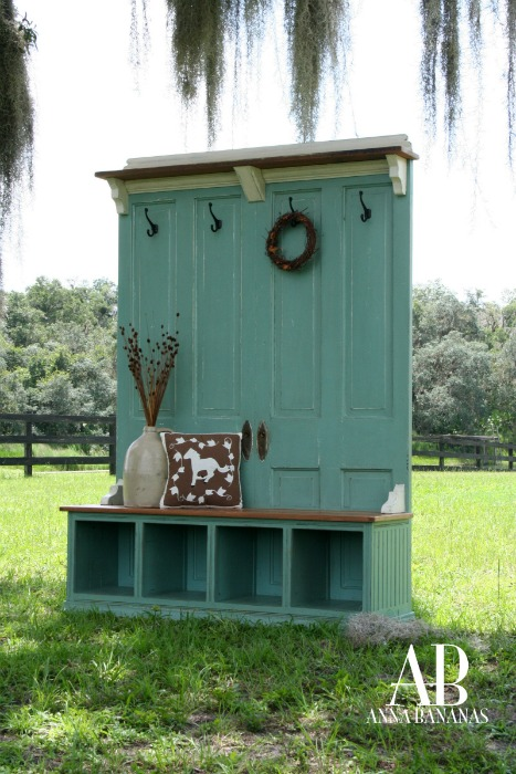 Repurposed Doors and Windows KnickofTime.net & Farmhouse Friday - Repurposed Doors and Windows | Knick of Time