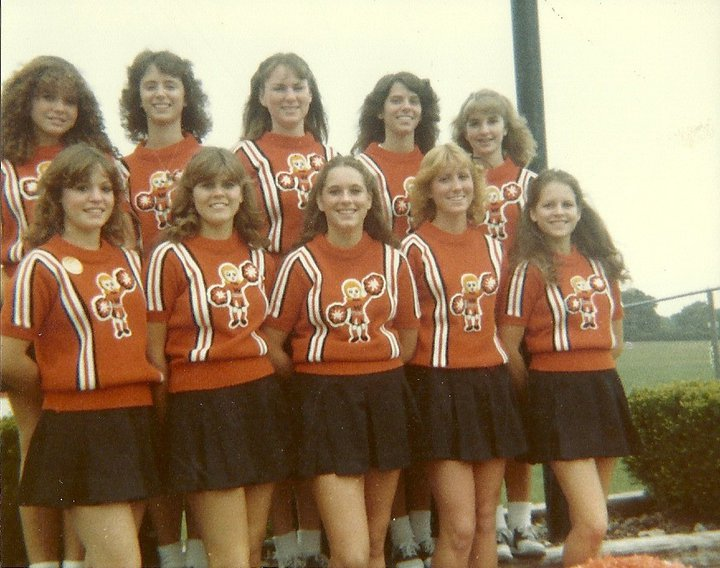 80's high school photo