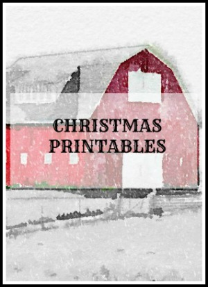 Christmas printables - KnickofTime.net