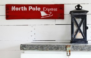 The Sexiest Man Alive and a North Pole Sign