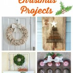 Farmhouse Friday – Repurposed Christmas Decor