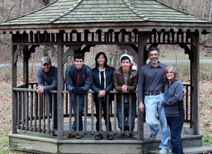 Christmas family photos - KnickofTime.net
