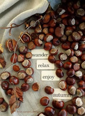vip 214 Autumn mixed media collage
