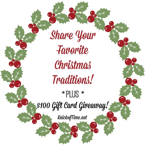 Share your favorite Christmas traditions - KnickofTime.net