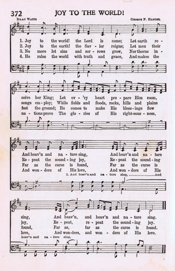 image regarding Christmas Songs Piano Sheet Music Free Printable named Xmas Songs Printables: Happiness in the direction of the World wide + Excess Knick