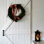 Red Barn + Christmas Decorating Ideas in the Kitchen