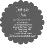 Talk of the Town Link Party #2