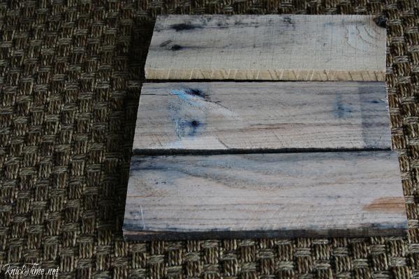 pallet wood for valspar weathered crackle glaze review - KnickofTime.net