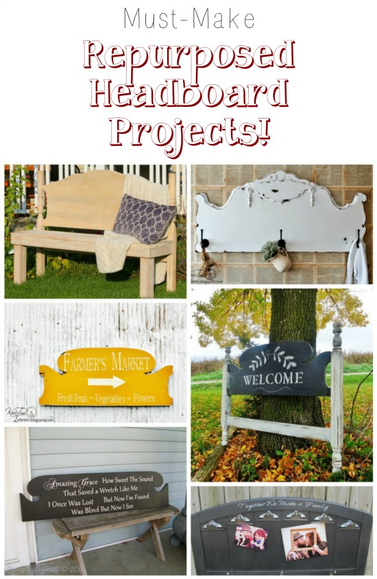 How to Repurpose Headboards into Creative New Projects | Knick of Time