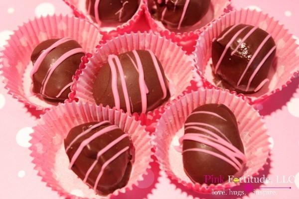 Godiva chocolate truffles recipe
