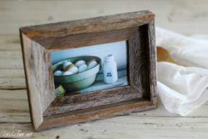 Free Farmhouse Vignette Photo Printable