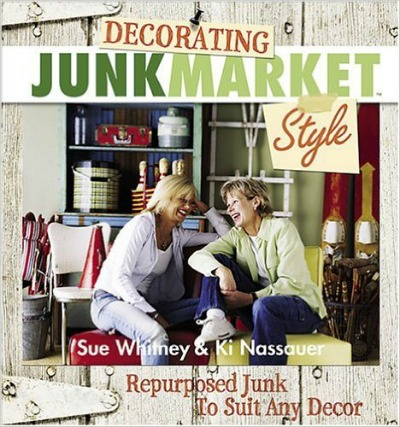 Decorating with Junk Market Style Decor