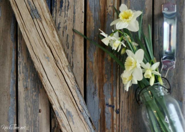 KoT salvaged wood barn gate