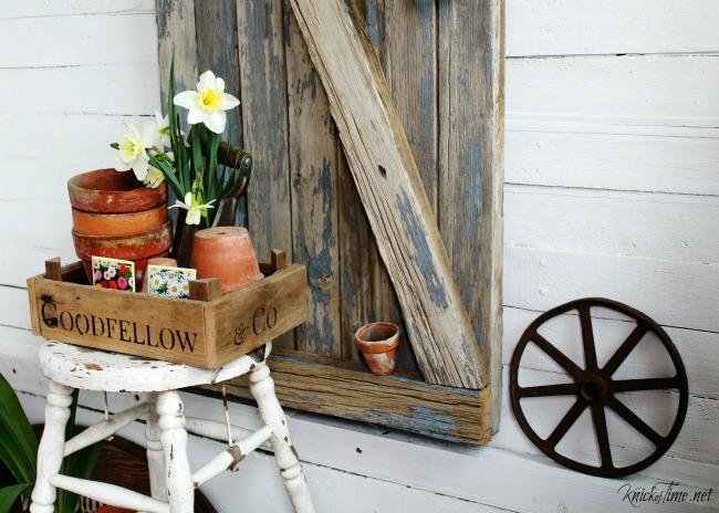 KoT salvaged wood barn gate 4